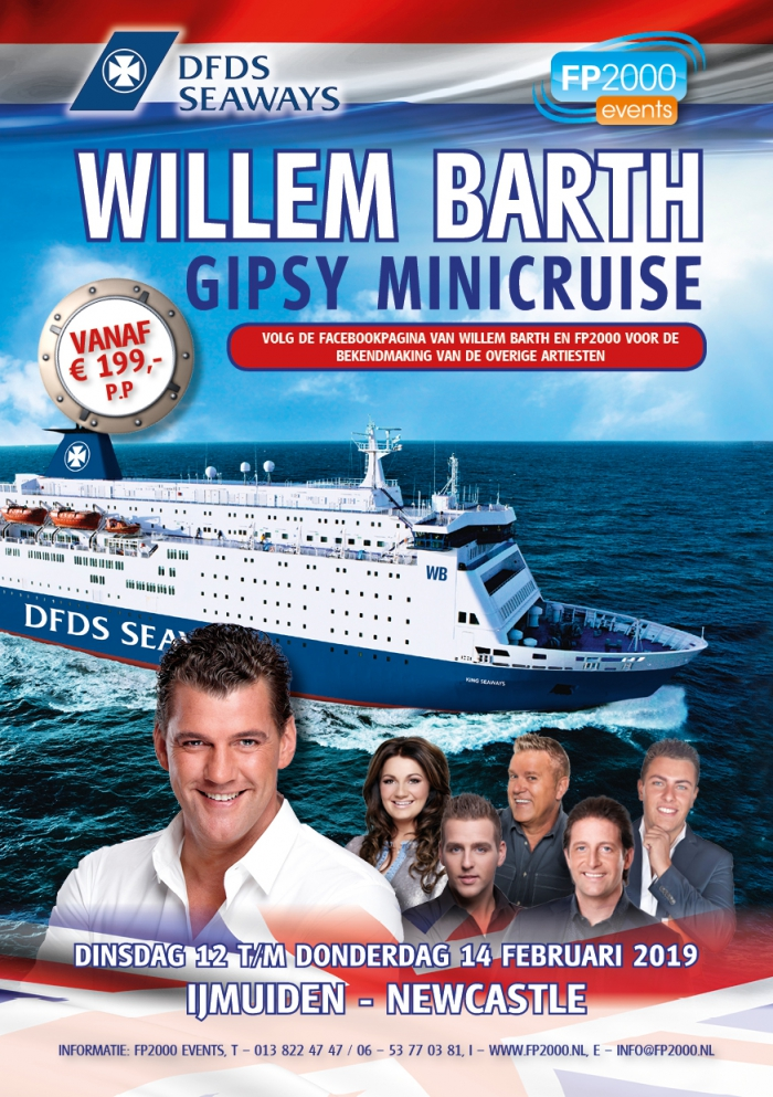 Willem Barth Gipsy Minicruise 2019